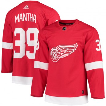 Detroit Red Wings hokejový dres #39 Anthony Mantha adizero Home Authentic Player Pro