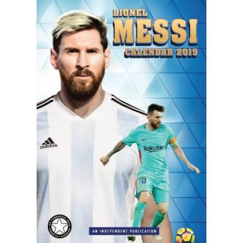 FC Barcelona kalendář 2019 Lionel Messi A3