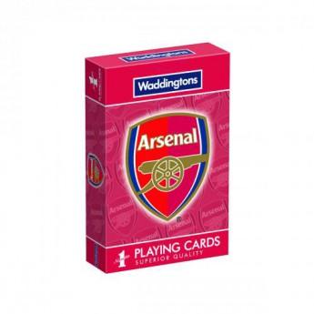 FC Arsenal hrací karty Playing Cards