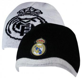 Real Madrid pletená čepice Reversible Knitted Hat