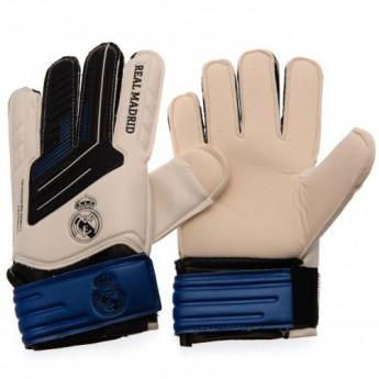 Real Madrid dětské brankářské rukavice Goalkeeper Gloves Jnr