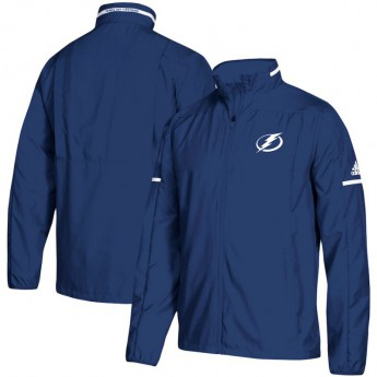 Tampa Bay Lightning pánská bunda Adidas Rink Full-Zip Jacket