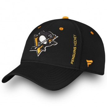 Pittsburgh Penguins čepice baseballová kšiltovka Authentic Pro Rinkside Speed Flex