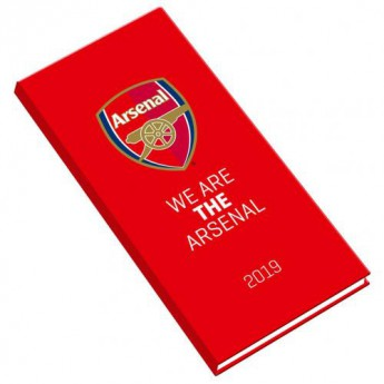Arsenal F.C. Pocket Diary 2019