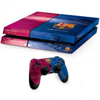 FC Barcelona obal na PS4 ovladač Skin Bundle
