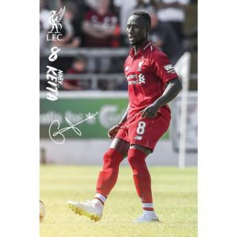 FC Liverpool plakát Keita 45