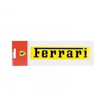 Scuderia Ferrari Samolepka