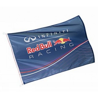 Infiniti Red Bull Racing Vlajka Logo
