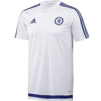 Chelsea pánské treninkové tričko white maillot