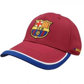 FC Barcelona baseballová kšiltovka stripe
