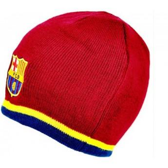 FC Barcelona zimní čepice fanatic