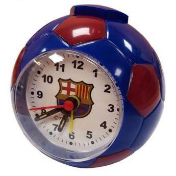 FC Barcelona stolní budík ball