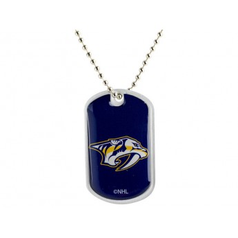 Nashville Predators přívěšek Dog Tag
