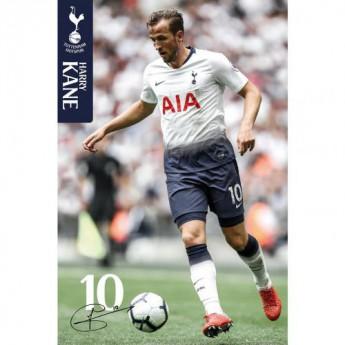 Tottenham Hotspur plakát Kane 16