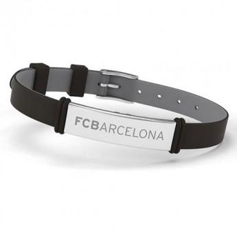 FC Barcelona silikonový náramek Colour Silicone Bracelet