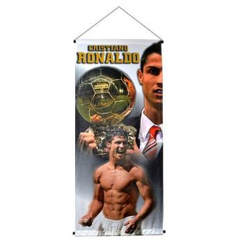 Real Madrid vlaječka Ronaldo
