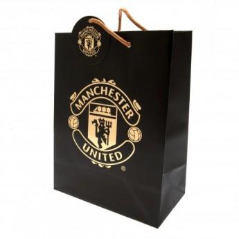 Manchester United dárková taška black