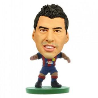 FC Barcelona sběratelská figurka Suaréz