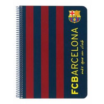 FC Barcelona Blok sešit A5