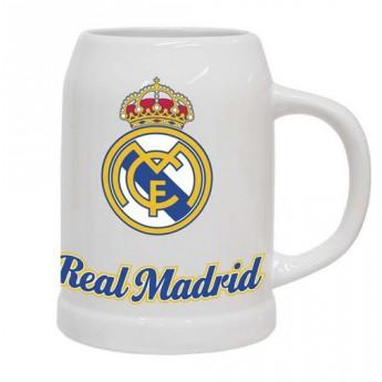 Real Madrid keramický korbel RM