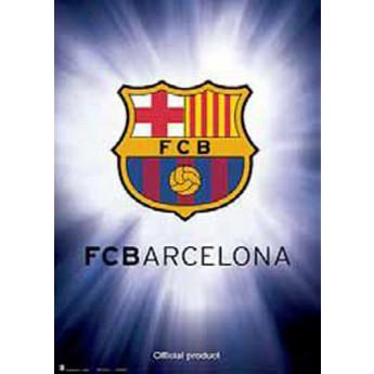 Barcelona plakát znak 61 x 91,5 cm