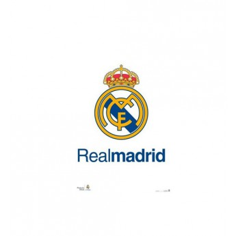 Real Madrid plakát big logo
