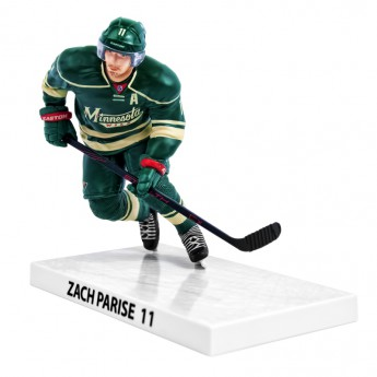 Minnesota Wild figurka Zach Parise #11 Imports Dragon Player Replica