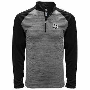 Los Angeles Kings pánská mikina grey Vandal Quarter Zip Midlayer