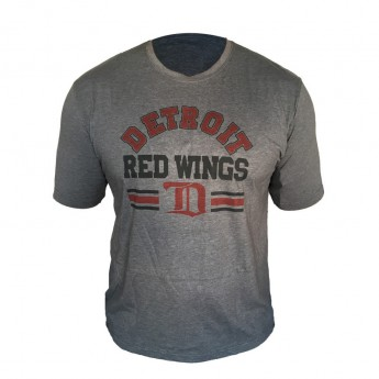 Detroit Red Wings pánské tričko grey Legend Tee