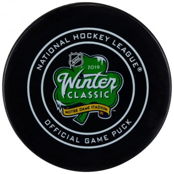 NHL produkty puk 2019 NHL Winter Classic Official Game Puck