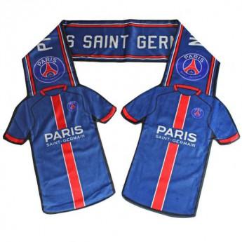 Paris Saint German pletená šála Shirt Scarf