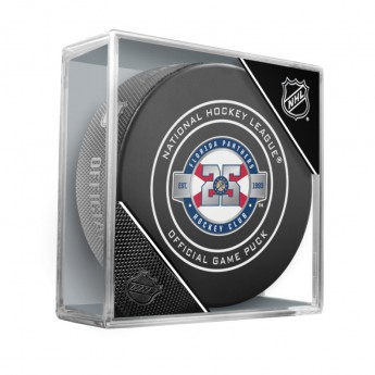 Florida Panthers puk Official Game Puck
