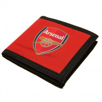 FC Arsenal peněženka z nylonu Canvas Wallet
