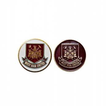 West Ham United marker míčku Ball Marker CT