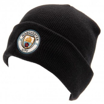 Manchester City zimní čepice Knitted Hat TU