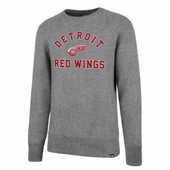 Detroit Red Wings pánská mikina 47 Varsity Arch Grey