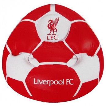 FC Liverpool nafukovací křeslo Inflatable Chair