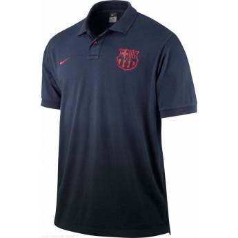 FC Barcelona pánské polo tričko azul uno