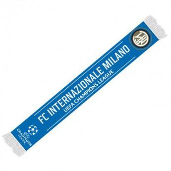 Inter Milan zimní šála Champions League Scarf