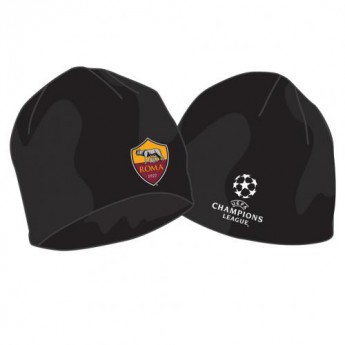 AS Roma zimní čepice Champions League Knitted Hat