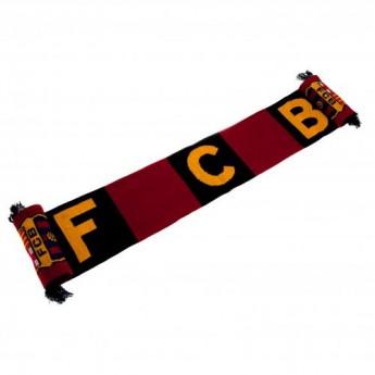 FC Barcelona šála bar fcb