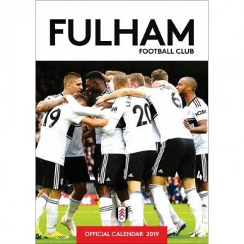 Fulham kalendář 2019 official A3