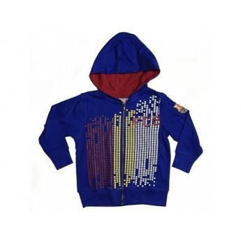 FC Barcelona pánská mikina azul