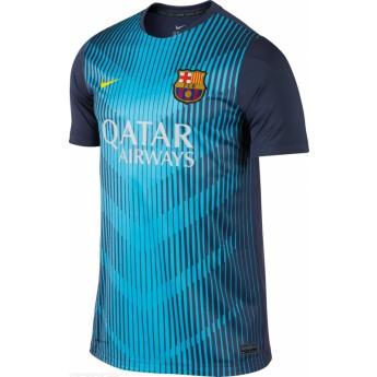 Barcelona pánské tričko azul uno