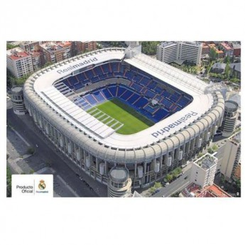 Real Madrid plakát Stadium 4