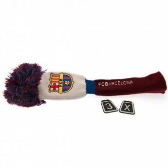 FC Barcelona golfový headcover Headcover Pompom (Fairway)
