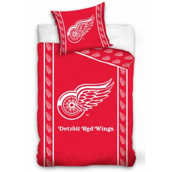 Detroit Red Wings povlečení na jednu postel TIP Stripes