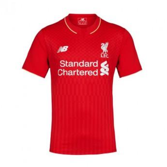 FC Liverpool domácí dres 2015-16