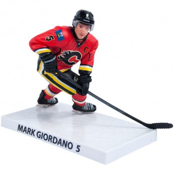 Calgary Flames figurka Mike Giordano #5 Imports Dragon Player Replica
