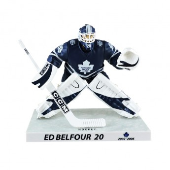 Toronto Maple Leafs figurka Ed Belfour #20 VINTAGE COLLECTION Imports Dragon Player Replica